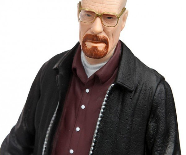 Breaking Bad 12-inch Heisenberg Is the One Who Knocks