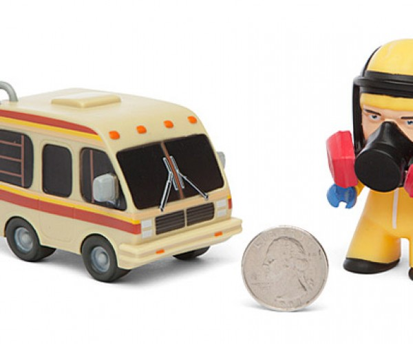 Breaking Bad Blind Box Titan Figures: Tiny Evil