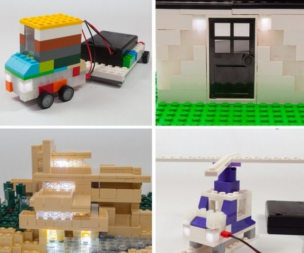 Build Upons Bring Light to Your LEGO Creations