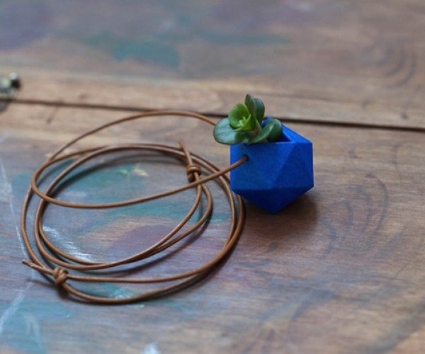 D20 Wearable Planters Are Perfect for the Druid in Your Party
