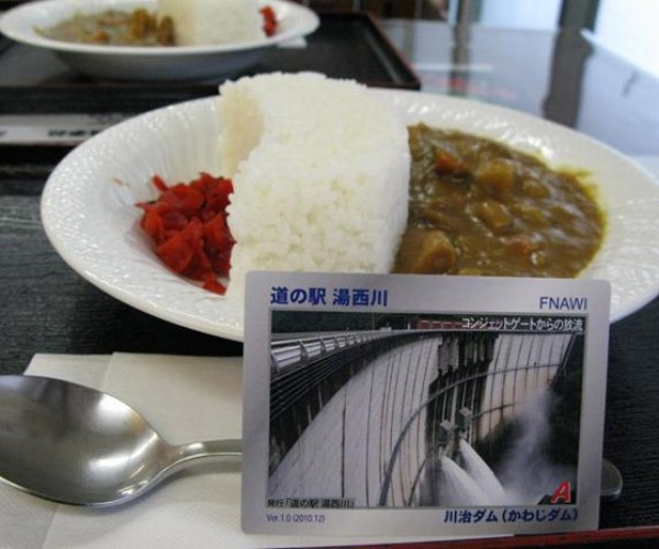 Dam Curry is a Thing in Japan
