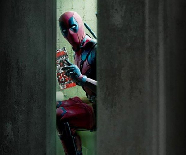 Deadpool Drops a Deuce in Ryan Reynolds Latest Tweet
