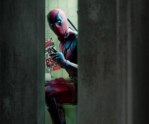 Deadpool Drops a Deuce in Ryan Reynolds Latest Tweet
