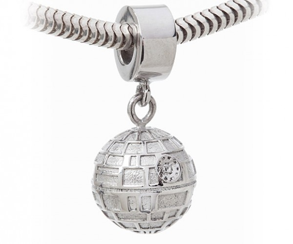 Death Star Charm Bead: Geeky Mother's Day!