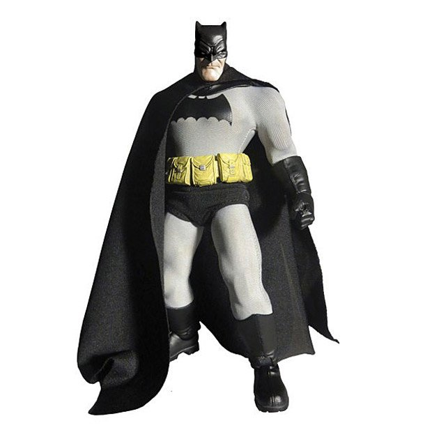 Dark Knight Figure Has Two Angry Heads - Technabob