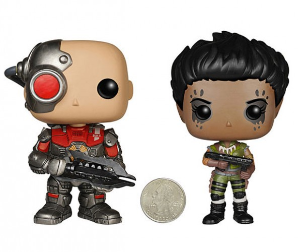 Evolve Vinyl Pop Action Figures Evolved into Collectibles