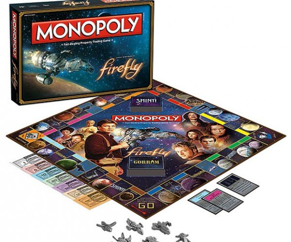 Firefly Monopoly Sells the Verse