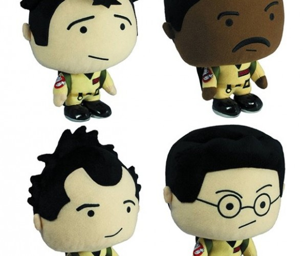 Talking Plush Ghostbusters: Something Soft in Your Neighborhood