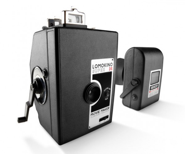 Deal: LomoKino 35mm Movie Maker & LomoKinoScope