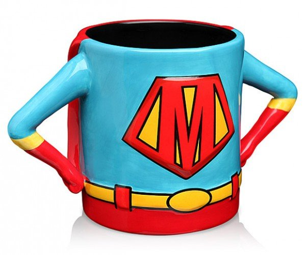 Superhero Mom Mug is Here to Save the Day