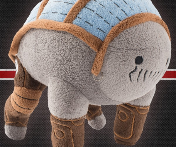 My Talking Elcor Plushie: Sincerely: I Want One
