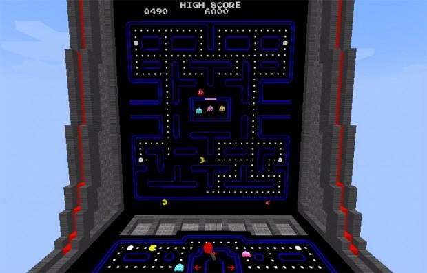 pac_man_arcade_minecraft_replica_by_mrsquishy_1