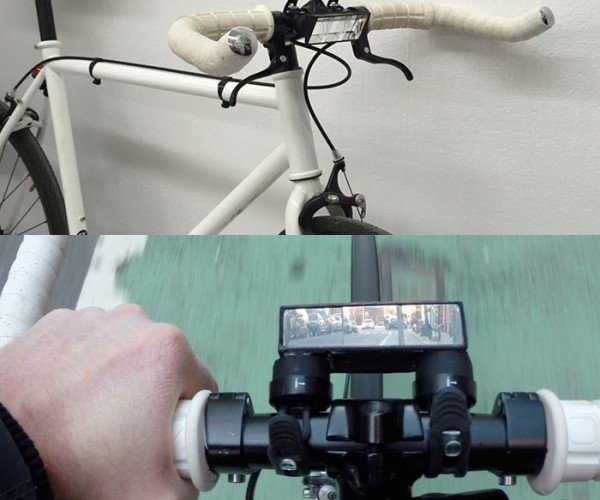 A Periscope for Cyclists: Pedi-Scope