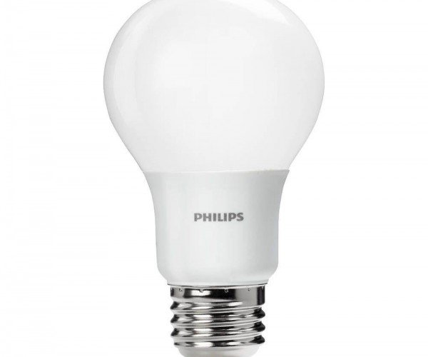 Philips LED Bulb Less Than $5 Each, 2-for-1 for Now