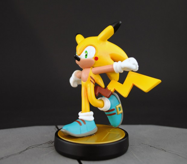 pikachu_sonic_the_hedgehog_amiibo_by_jin_saotome_4