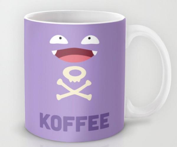 Pokémon Mugs: For Your Morning Electabuzz