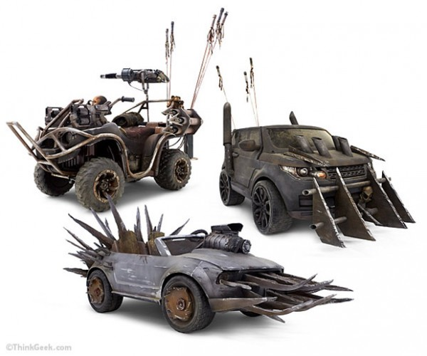 Power Wheels Desert Drifters: Mad Max for Toddlers