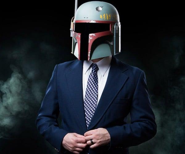 R2-D2 Tie: Business Droid