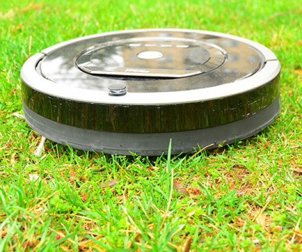 Could Robotic Lawn Care Cripple Deep Space Exploration?
