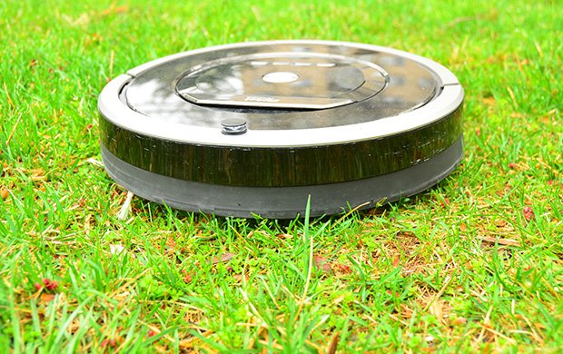 Could Robotic Lawn Care Cripple Deep Space Exploration