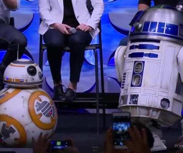 Star Wars BB-8 Droid Rolls into Real Life