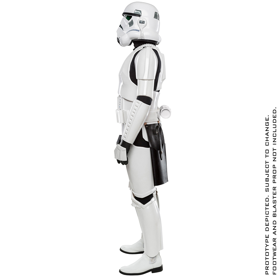 Anovos Stormtrooper Costume Attire Of The Clones Technabob