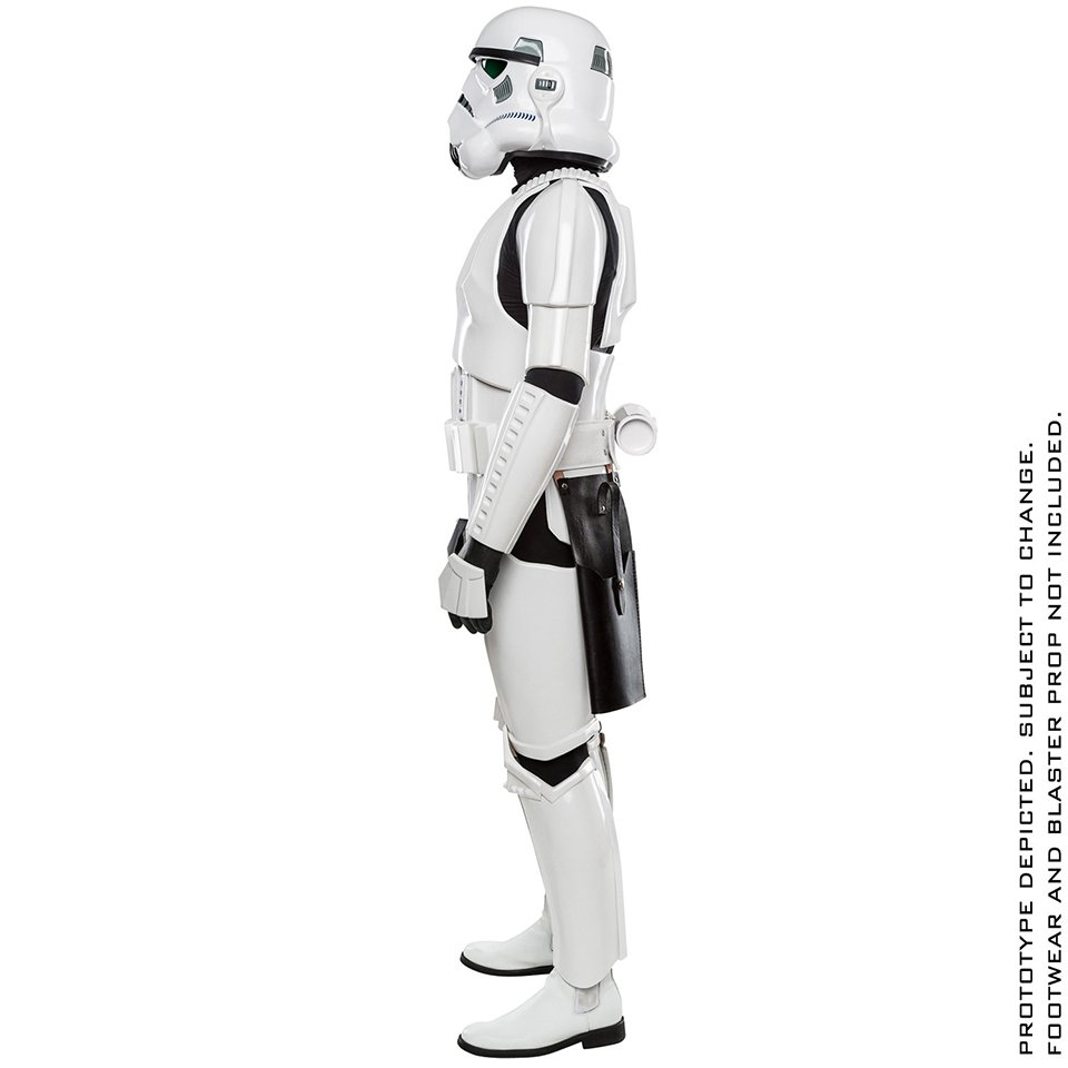 Anovos Stormtrooper Costume: Attire of the Clones