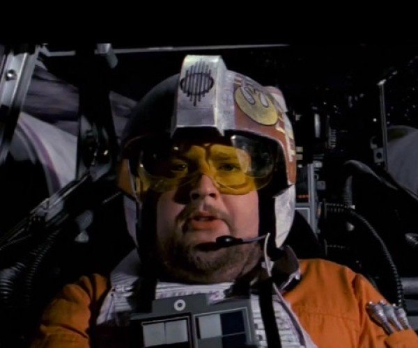 Supercut of Every Star Wars Character from the Movies