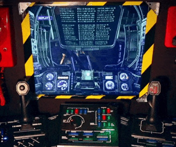 Steel Battalion Immersive Gaming Rig Is the Hardest of Hardcore