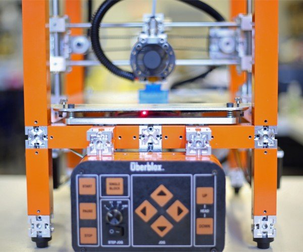 UberBlox Modular System Lets You Make 3D Printers, Robots and More: Makerstorms