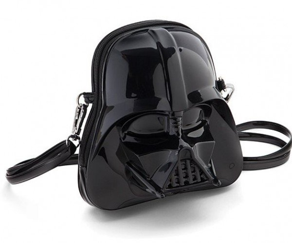 Darth Vader Purse Holds Makeup, Money, Credit Cards, Darkness