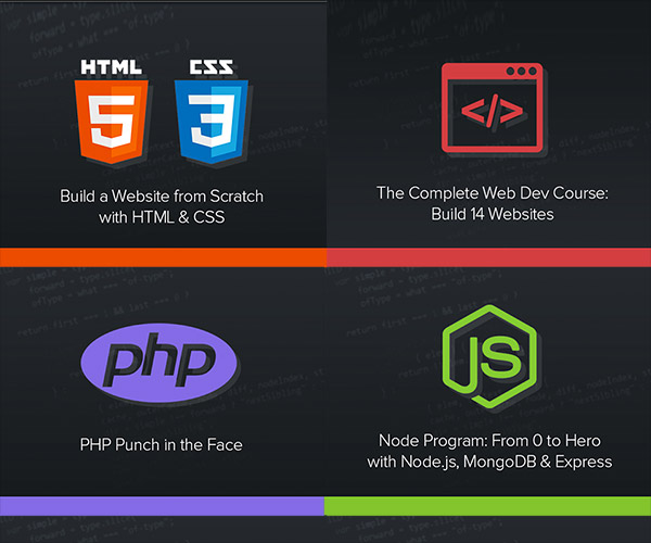 Get 94% off the Complete Learn to Code Bundle