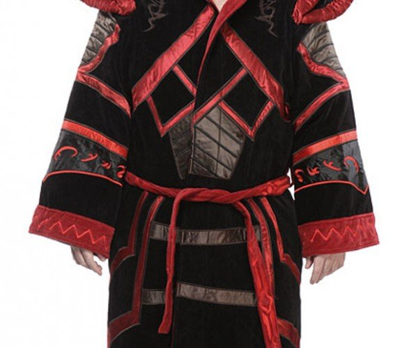World of Warcraft Bloodfang Rogue Robe: +5 Charisma