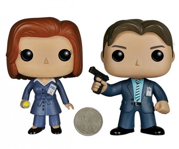 X-Files Pop Vinyl Figures: I Want to Buy