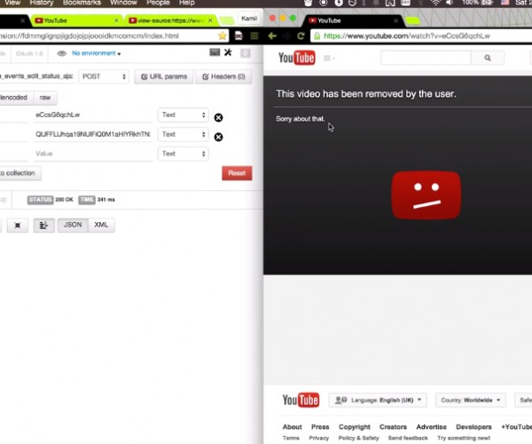 Fixed YouTube Flaw Let Coder Delete Any YouTube Video: Exploit Nearly Killed the Video Star