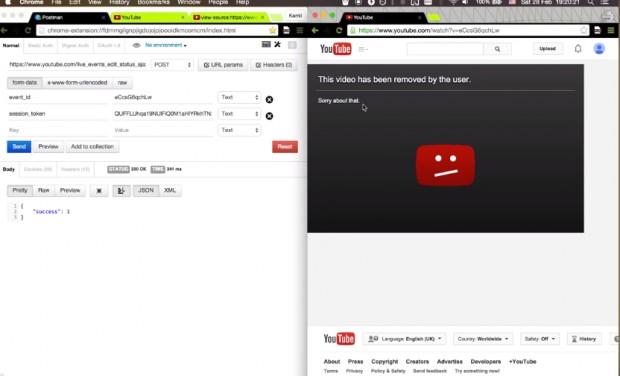 youtube_delete_video_exploit_by_Kamil_Hismatullin_1