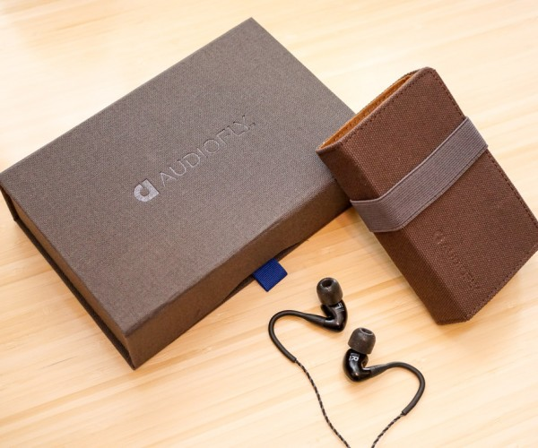 Review: Audiofly AF120 In-Ear Monitor Headphones