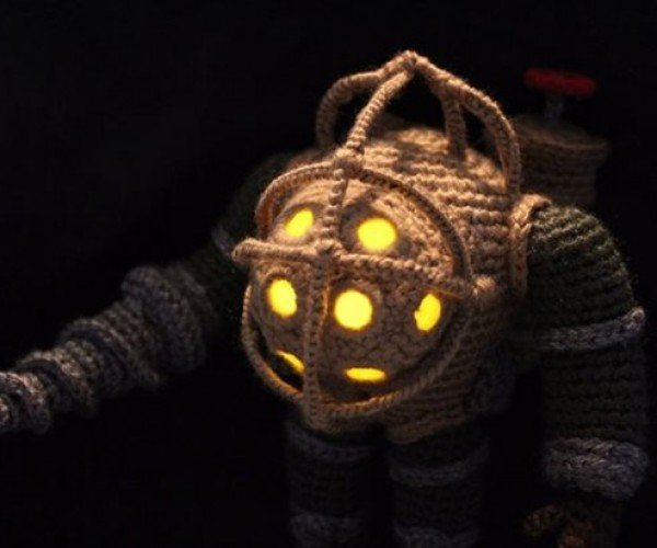 Crochet Big Daddy: Itchy Daddy
