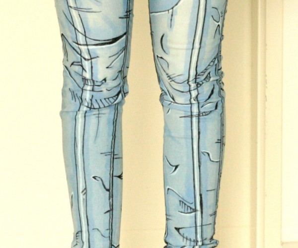 Borderlands Pants: for Mercenary Work, Cosplay and Birthday Parties