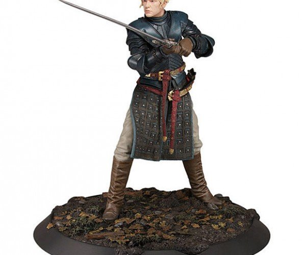Brienne of Tarth Statue is No Lady