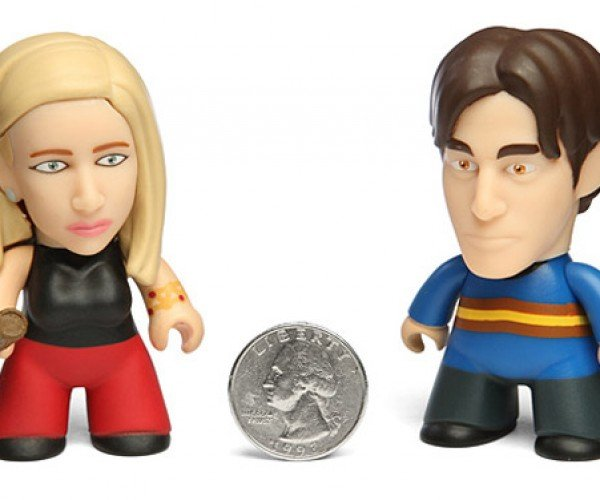Buffy Blind Box Titans Tease with 16 Figures