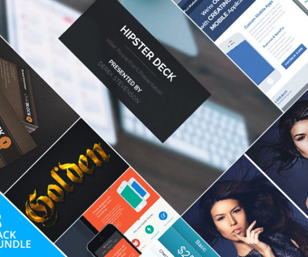 Deal: Pay What You Want for the Business Design Template Bundle