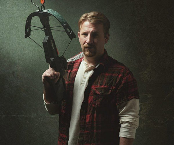 The Walking Dead Daryl's Crossbow Replica: Playing Dead