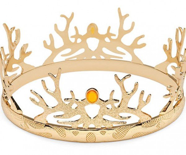 Game of Thrones Replica Crown: Uncle-daddy Not Included