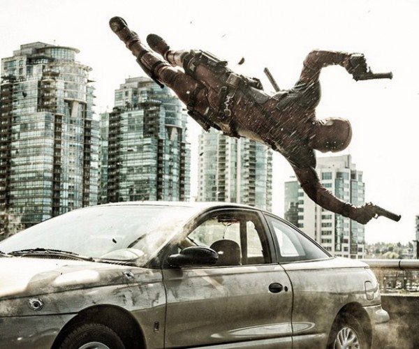 Ryan Reynolds Keeps Teasing Deadpool Fans with Awesome Pics