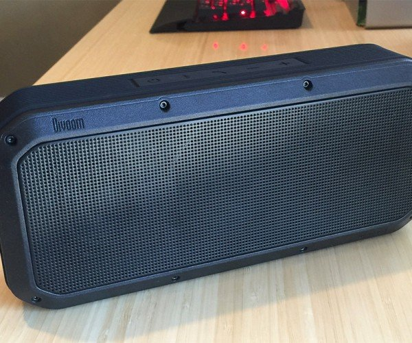 Review: Divoom Voombox Party Bluetooth Speaker