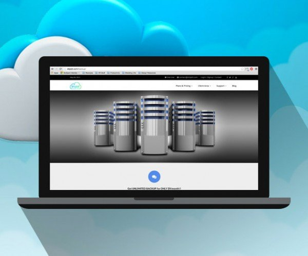 Save 88% on a Dripbit Online Backup Lifetime Subscription