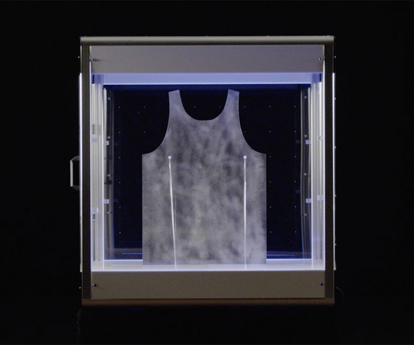 Electroloom Fabric 3D Printer: Seamless Seamstress