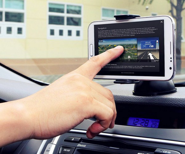 Save 33% off the ExoMount Touch Universal Gadget Car Mount