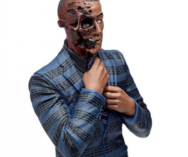 Gus Fring Action Figure Has Half Its Face